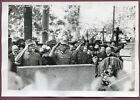 1939 German Soldiers at Funeral of Wilhelm Muller 7x5 Original Photo #2