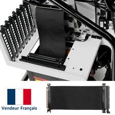 PCI Express haute vitesse 16x câble flexible extension port adaptateur RiserCard