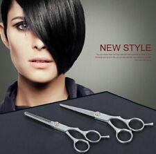 Hairdressing Salon Barber Hair Cutting Thinning Scissors Shears Professional set