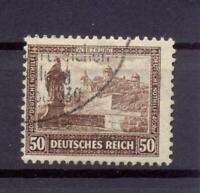 DR 449 Blockmarke IPOSTA 50 Pfg. gestempelt Kurzbefund (vs27)