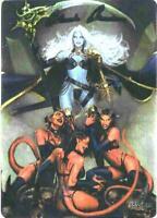 "Lady Death  ""Worship""    Metallicard  Ltd. Ed.99 wtih Stjepan Sejic Art"
