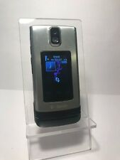 Nokia 6650D - Silver (Unlocked) Mobile Phone Flip Fold