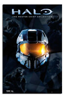 Halo The Master Chief Collection Large Wall Poster New - Maxi Size 36 x 24 Inch