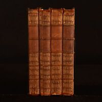 1775 4vols A Collection of Poems By Several Hands Anthology Scarce