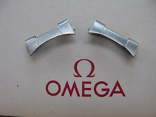Nos Omega Acero Inoxidable 605 X 2 piezas de los extremos/Links-parte no. 026ST605