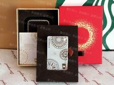 CS1524 2015 China Starbucks coffee SWAROVSKI crystal MSR card mint 1pc gift box