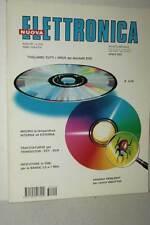 RIVISTA NUOVA ELETTRONICA ANNO 35 NUMERO 214 APRILE 2003 USATA ITA VBC 50668