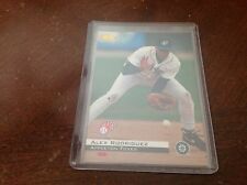 Alex Rodriguez 1994 Classic APPLETON FOXES ROOKIE CARD PLUS BONUS CARD
