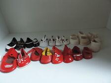 Schuhe,Puppenschuhe,ALLES EINZELSCHUHE  ,50er-60er Jahre