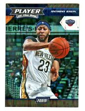 2017-18 Panini PLAYER OF THE DAY WIND CHIMES HOLO #20 ANTHONY DAVIS 40/75 SP