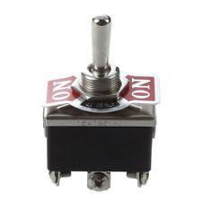 Kippschalter Schalter 20A 12V Ein/Aus/Ein Schalter ON/OFF NEU D3G5