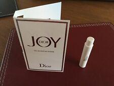 Christian DIOR JOY Eau De Parfum Intense 1ml Travel Spray UP TO 40% Off Multibuy