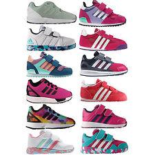 adidas Baby-Schuhe mit Klettverschluss für Mädchen