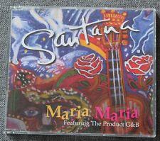 Santana, maria maria, Maxi CD 6 titres