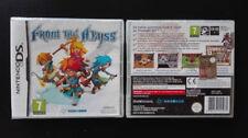 FROM THE ABYSS NINTENDO DS DSI 2DS 3DS XL NUOVO SIGILLATO ITALIANO RARO!!