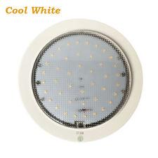 RV LED 12v Fixture Ceiling Dome Light Vehicle Truck Camper Trailer Interior Lamp