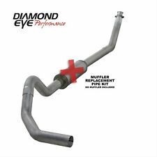 Diamond Eye Performance Diesel Exhaust Turbo-Back Exhaust System Kit, K4212A-RP