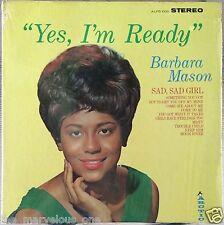 "BARBARA MASON~""YES,I'M READY""~ORIGINAL ARTIC-1000  *STEREO-SHRINK~""EX/VG+""~LP!!!"