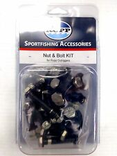 Rupp Nut, Bolt & Bushing Kit CA-0033 for RUPP Boat Fishing Outriggers - New