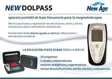 MAQUINA DE MAGNETOTERAPIA PORTATIL  New Dolpass Completa Todos los accesorios