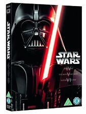 STAR WARS Original Trilogy Complete Collection DVD Episode Part 4+5+6 New Sealed