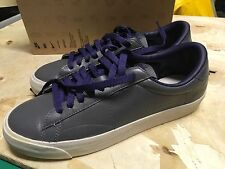 DS MENS NIKE TENNIS CLASSIC AC ND 377812 009 GRAY LEATHER SZ 7 NOBOXLID FREE