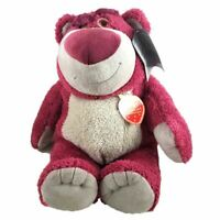 Toy Story 4 / Lotso Bear Strawberry Smell Cosplay Props Stuffed Plush Toy Xmas