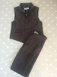 Boys Ted Baker 2 Piece Suit Age 7