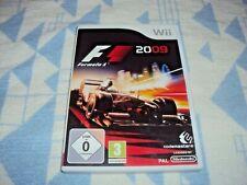 F1 2009 Nintendo Wii