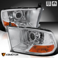 2009-2018 Dodge Ram 1500 2500 3500 Retrofit Style Projector Headlights