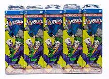 NEW DC HeroClix: The Joker`s Wild! Booster Brick 10 Packs SEALED