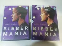 JUSTIN BIEBER - BIEBER MANIA LA PELICULA DVD SPECIAL EDITION ESPAÑOL ENGLISH