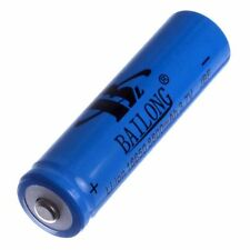 2 Batterie Pila Ricaricabile Litio 18650 8800mah 3,7v