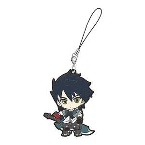 God Eater Mascot Swing PVC Keychain Strap Charm ~ Lenka Utsugi @97073