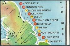 PANINI FOOTBALL 79 #004-MIDDLE RIGHT OF MAP