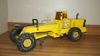 LARGE Mighty Tonka Turbo Diesel XMB-975 Articulating Road Grader w/ Side Blade