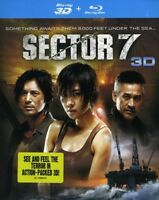 Sector 7 [New Blu-ray] Dolby, Subtitled, Widescreen