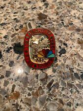 1989 All Star Game NBC Balfour Press Pin