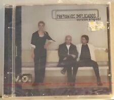 PRESUNTOS IMPLICADOS - VERSION ORIGINAL (1999 BRAND NEW CD)