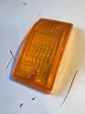 Porsche 944 951 924S Front Turn Signal Bumper Amber Orange