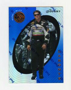 Bobby Labonte 1997 Pinnacle Certified Mirror Blue Parallel Insert Card 1:199 #18
