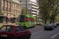 PHOTO  GERMANY HANNOVER 1991 TRAM 6066
