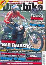 CLASSIC DIRT BIKE-No.30-(NEW COPY) *Post included to UK/Europe/USA/Canada