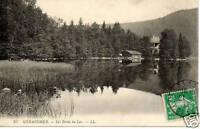 CPA 88 GERARDMER   les bords du lac