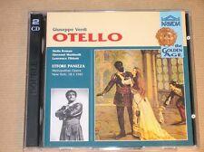 2 CD RARES ARKADIA / OTELLO / VERDI / ETTORE PANIZZA / EXCELLENT ETAT