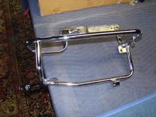 Harley FXR Police FXRP saddlebag carrier mount left side 90725-87 NOS EPS13003