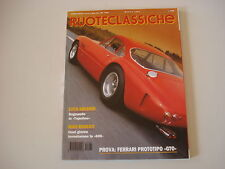 RUOTECLASSICHE 3/1995 VOLVO 780/FERRARI 158/250 GT/PARILLA 175/NSU SPIDER WANKEL