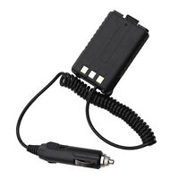 12V DC Car Charger Battery Eliminator for Baofeng Dual Band Radio UV 5R 5RA 5RE