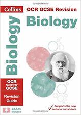 OCR Gateway GCSE 9-1 Biology Revision Guide (Collins GCSE 9-1 Revision), New, Co