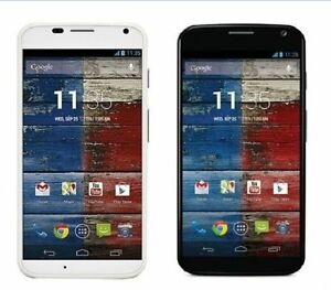 "Motorola Moto X XT1058 Original Android Unlocked 4.7"" 3G 4G 16GB NFC 10.0MP Wifi"